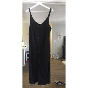 Nordstrom all in favor black dress